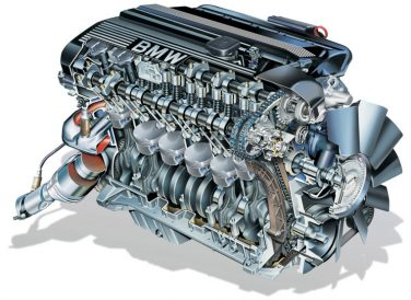 BMW M52 engine