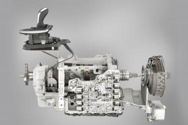 BMW Dual clutch transmission