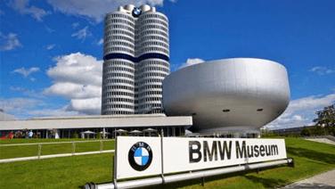 BMW headquarters Munich