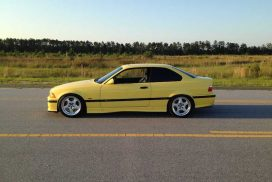 BMW E36 M3 OEM paint color options