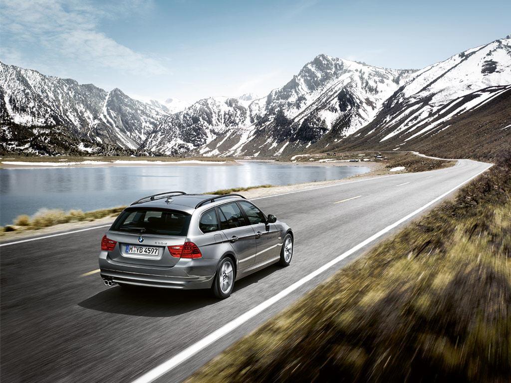 BMW E90 touring