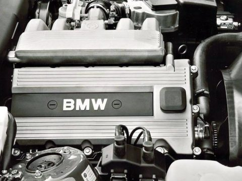 BMW M42 Engine