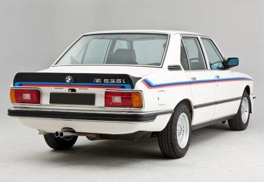 1980 BMW E12 M535i