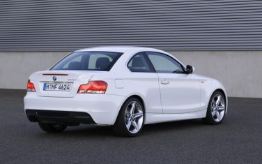 2010 BMW 135i coupe white sport package