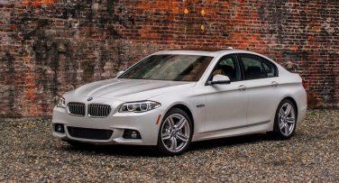 2015 BMW F10 5 series