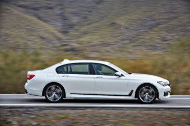 BMW 750i drive G12 7 series