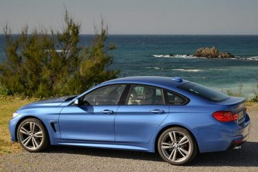 BMW 4 sereis gran coupe