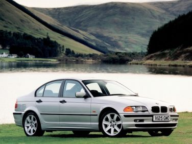BMW E46 3 series sedan