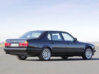 BMW E32 750iL