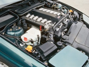 BMW E31 8 series 850i 12 cyclinder