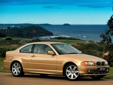 BMW E46 3 series coupe