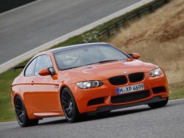BMW E92 M3 GTS