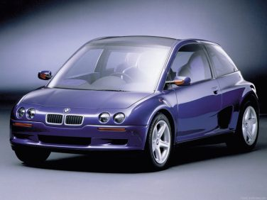 BMW Z13 concept car