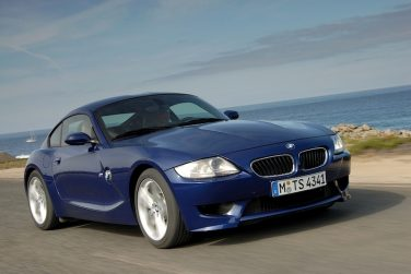BMW E86 Z4 M coupe