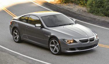 BMW E63 650i Sport