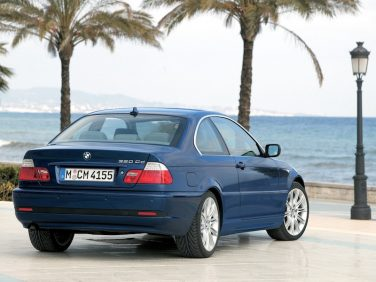 BMW E46 320Cd