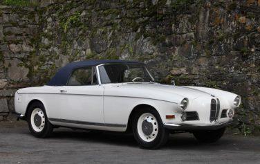 BMW 503 convertible