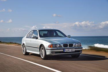 BMW E39 5 series