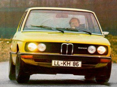 BMW E12 520i