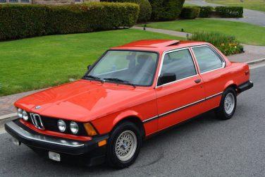 BMW E21 320is
