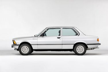 BMW E21 3 series side view