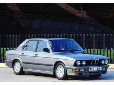 BMW E28 M535i mtech wheels