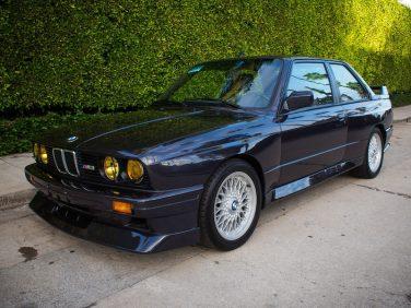 BMW E30 M3 europameister