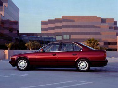 BMW E34 525iX