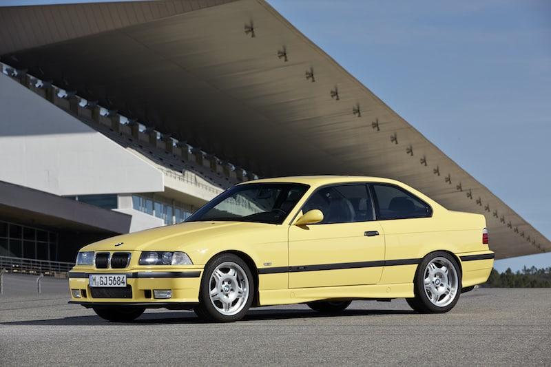 BMW E36 M3 VIN decode