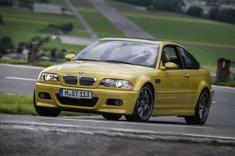 Bmw E46 M3 Oem Paint Color Options Bimmertips Com