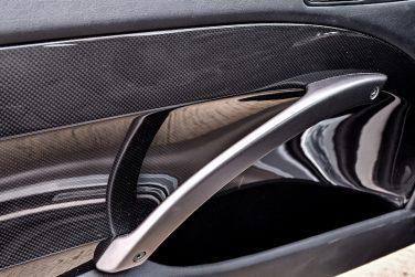 BMW E46 M3 CSL carbon door panel