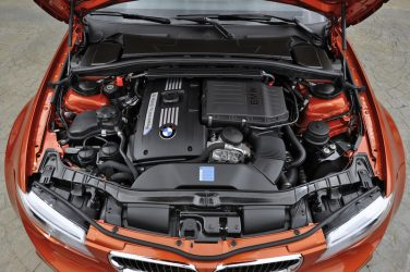 BMW E82 M Coupe engine