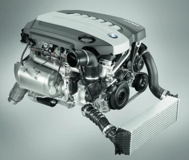 BMW E90 330d N57 diesel