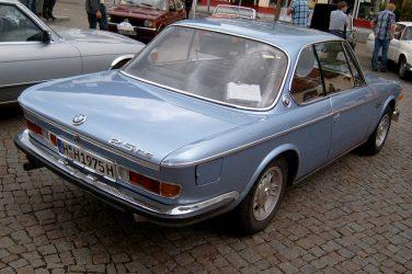BMW E9 2.5 CS