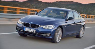 BMW F30 3 Series