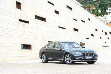 BMW G12 7 series