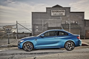 BMW M2 Coupe Blue