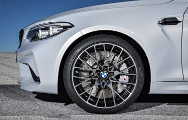 BMW M2 competition wheels