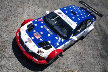 E46 M3 GTR stars livery