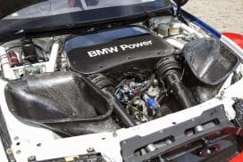 BMW M3 GTR P60B40 engine