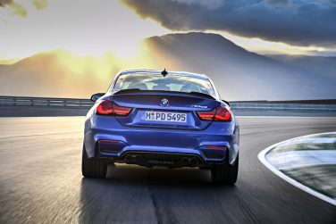 BMW M4 CS rear