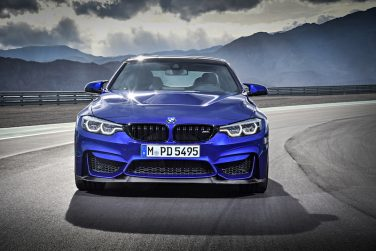 BMW M4 CS front view