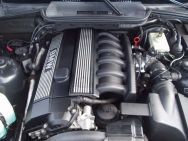 BMW M52 motor