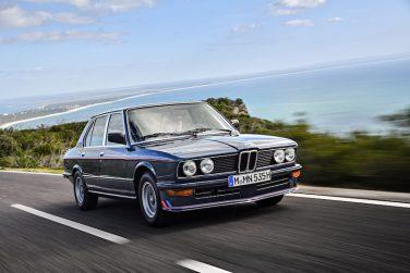 BMW E12 535i