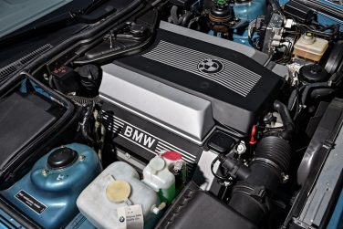 BMW M60B40 engine