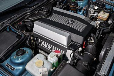 BMW M60B40 engine