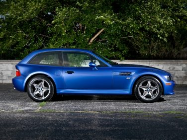 BMW E36/8 M coupe S54 Blue