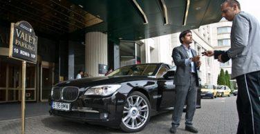 BMW Valet Key