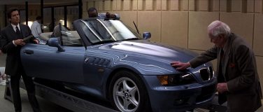 BMW Z3 James Bond GoldenEye 007