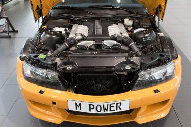 BMW Z3 V12 BMW M Division